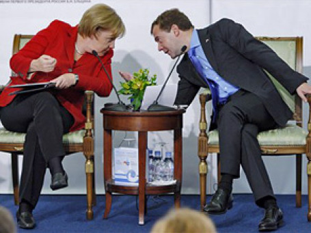 Доверительный диалог на Урале. Фото: AP