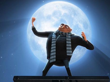 Кадр из мультфильма «Гадкий Я»