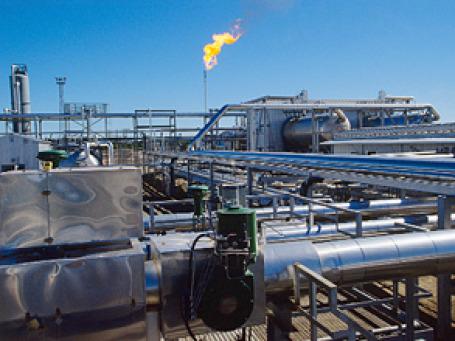 Добыча газа в России в январе-июне увеличилась более чем на 20%, а нефти — почти на 3%. Фото: РИА Новости