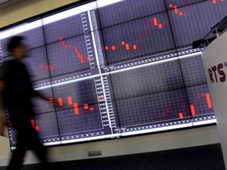 Фондовые площадки попытались завершить торговую неделю в плюсе. Фото: РИА Новости