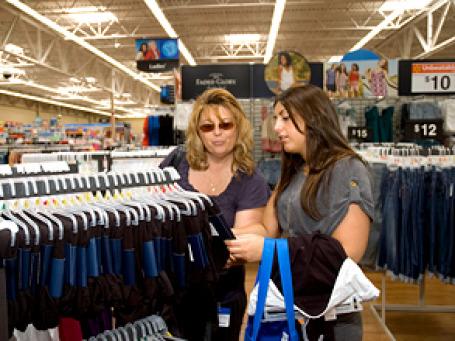 Сеть Wal-Mart планирует внедрить систему сложных электронных идентификаторов. Фото: Steve «PodcastSteve» Lubetkin/flickr.com