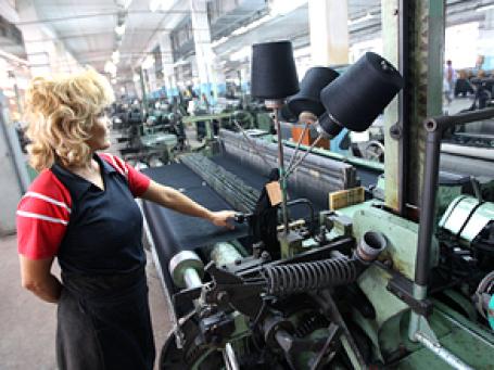 Ни определенного роста, ни явного снижения продаж в промышленности не произошло. Фото: РИА Новости