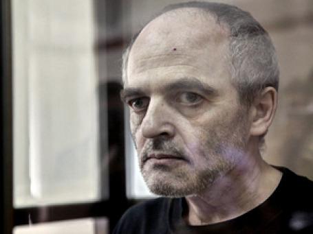 Юрий Меркинд в Московском городском суде. Фото: РИА Новости