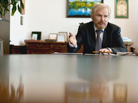 Сергей Сторчак до сих пор находится в Минфине в бессрочном отпуске. Фото: РИА Новости