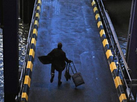 Кадр из фильма «Призрак»
