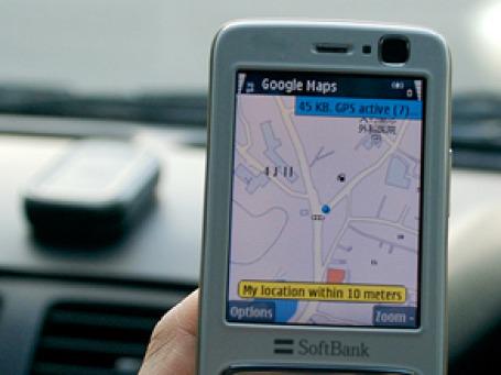 Современные технологии позволяют определить местоположение владельца мобильного телефона с точностью до 30 метров. Фото: cmbjn843/flickr.com