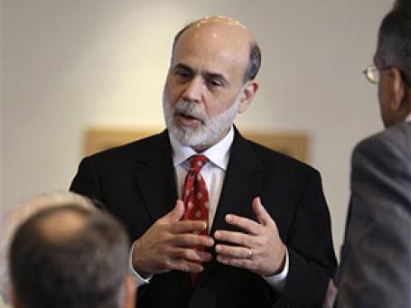 Бен Бернанке не побоится расширить программу покупки гособлигаций, если экономический подъем и рынок труда будут неустойчивыми. Фото: АР