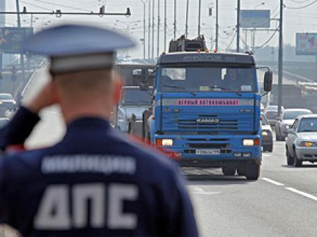 В одном из московских округов планируется эксперимент по проверке водителей на наличие в их организме наркотических средств. Фото: РИА Новости