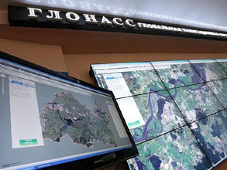 Рынок систем ГЛОНАСС/GPS-мониторинга и контроля транспорта в растет на 100% в год. Фото: РИА Новости