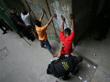 По количеству жертв уличного насилия Каракас соперничает с Багдадом. Фото: АР