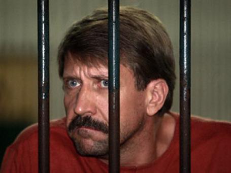 Виктор Бут в момент оглашения вердикта о его экстрадиции в США. Фото: AP