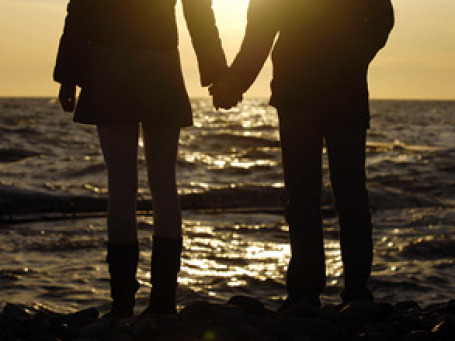 Любовь, да не совет. Большинство мужчин в России не обсуждает рабочие проблемы с женами, свидетельствуют результаты опроса. Фото: РИА Новости