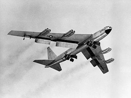 44 года назад американский бомбардировщик уронил на юг Испании водородные бомбы. Фото: АР