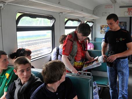 С нового года тариф на проезд в подмосковных электричках может подняться сразу в 1,5 раза — до 25 рублей в пределах одной зоны. Фото: РИА Новости