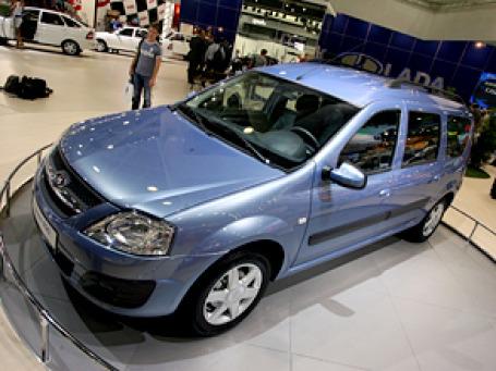 Производство универсала Lada R90 стартует через два года. Фото: Григорий Собченко/BFM.ru