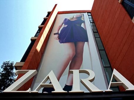 Крупнейший в мире одежный ритейлер Inditex (торговая марка Zara) начнет продавать свои товары через Интернет. Фото: Nello Coppeto/flickr.com
