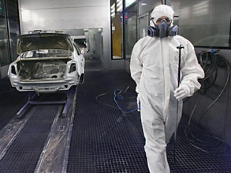 В августе промышленность фактически топталась на месте, ключевые показатели не изменились к лучшему. Фото: РИА Новости