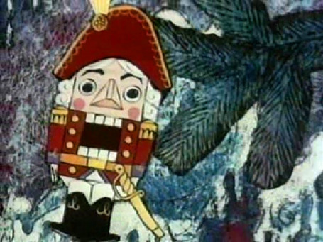 Кадр из мультфильма «Щелкунчик»