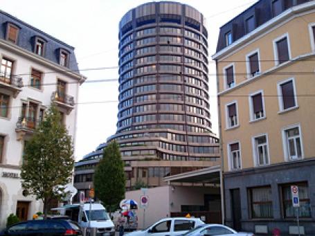 Здание Bank for International Settlements. Фото: pppspics/flickr.com