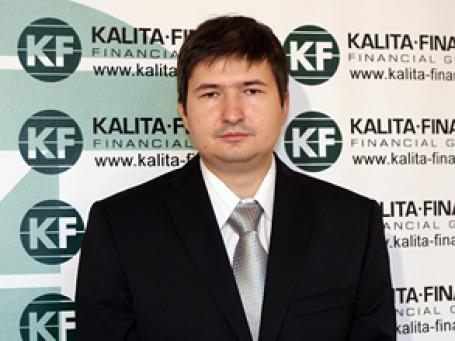 Алексей Вязовский. Фото предоставлено компанией Калита-Финанс