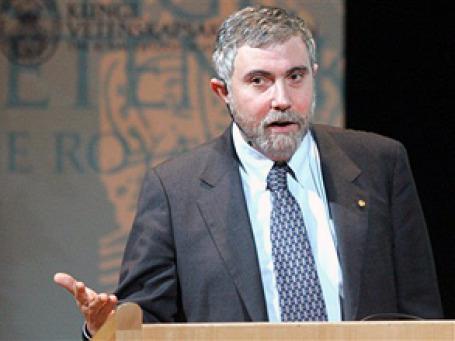 Лауреат Нобелевской премии по экономике Пол Кругман. Фото: АР