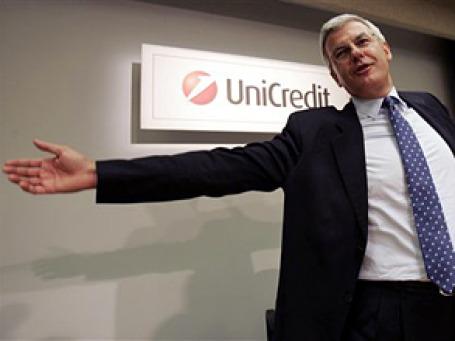 Алессандро Профумо ушел с поста исполнительного директора итальянского банка UniCredit из-за разногласий с правлением. Фото: АР