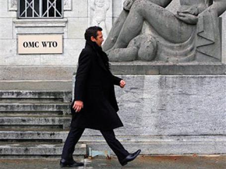 Россия ускорила процесс вступления в ВТО, сдав позиции по вопросам защиты сельского хозяйства. Фото: AP