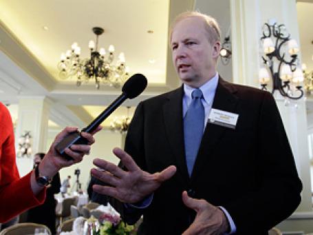 Роберт Дадли вступил в должность исполнительного директора корпорации BP. Фото: AP