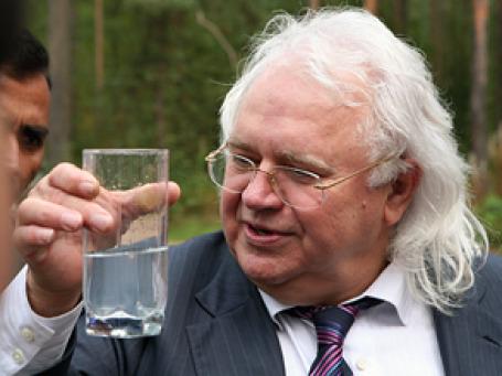 Виктор Петрик, учредитель ООО «Холдинг «Золотая формула», стал известен после обнародования планов освоения бюджетных средств в рамках проекта «Чистая вода». Фото: ИТАР-ТАСС