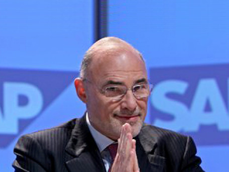 Исполнительным директором HP стал Лео Апотекер из SAP. Фото: AP