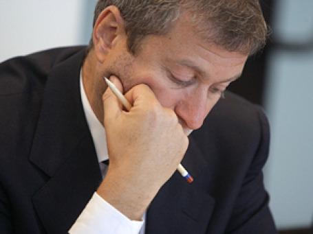 Роману Абрамовичу придется поучаствовать в спасении Европы от кризиса. Фото: РИА Новости