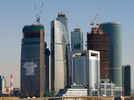 Москва названа одним из лидеров по планируемому на ближайшие пять лет открытию офисов иностранных компаний. Фото: Дмитрий Алешковский/BFM.ru