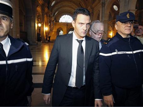 Экс-трейдер Societe Generale Жером Кервьель приговорен к к 5 годам тюрьмы и выплате 5 млрд евро. Фото: АР