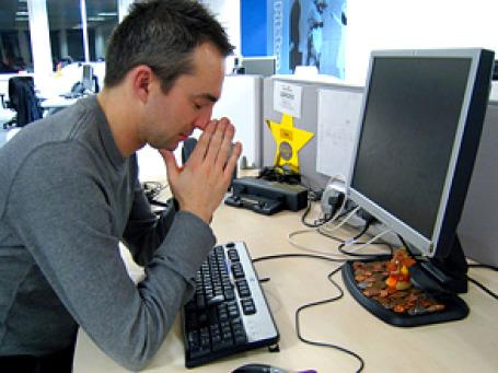 Пользователи Интернета обеспокоены приближением очередной круглой даты — 10 октября 2010 года. Фото: Anirudh Koul/flickr.com