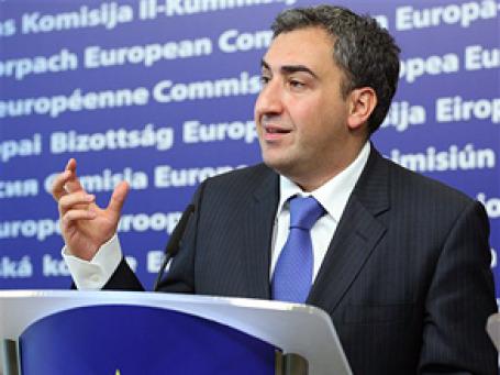 Премьер-министр Грузии Ника Гилаури. Фото: АР