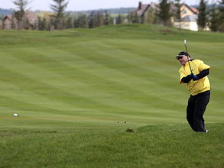 Владимир Ресин приостановил проект развития гольфа в Москве. Фото: РИА Новости