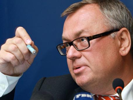 Президент, председатель правления ВТБ Андрей Костин.Фото: РИА Новости
