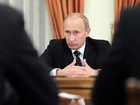 Владимир Путин встречается с генеральным советом «Деловой России». Фото: РИА Новости