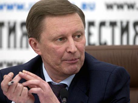 Вице-премьер Сергей Иванов считает, что приемниками ГЛОНАСС должны быть оборудованы все производимые в России автомобили. Фото: РИА Новости