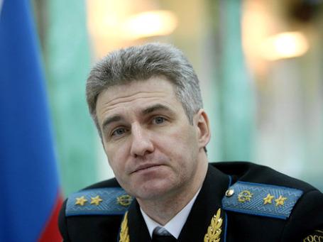 Глава ФССП Артур Парфенчиков. Фото: РИА Новости