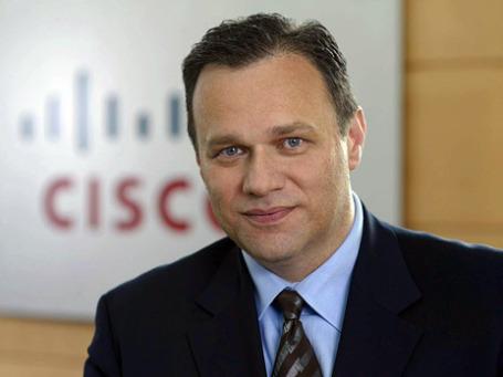 Павел Бетсис. Фото предоставлено пресс-службой Cisco