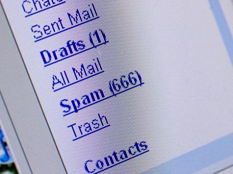 Спам-индустрия работает без устали — доля «нежелательных писем» в почтовом трафике в третьем квартале составила 82,3%. Фото: snorski/flickr.com