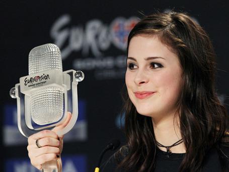 Юная Лена победой на Евровидении вогнала Германию в траты. Фото: РИА Новост