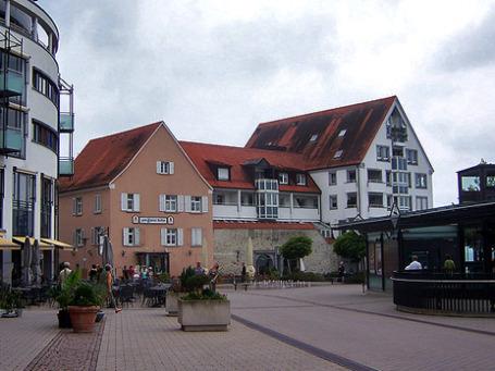 В немецком Фридрихсхафене Deutsche Telekom отрабатывает сценарии возможного развития телекоммуникаций будущего. Фото: k4dordy/flickr.com