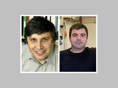 Нобелевскую премию по физике получили выходцы из России. Фото: sciencewatch.com, wikipedia.org