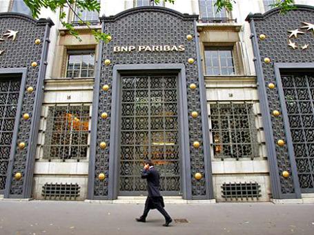 Активы BNP Paribas выросли на 34% за последние три года и достигли 3,2 трлн долларов, что эквивалентно масштабам Bank of America и Morgan Stanley вместе взятым. Фото: AP