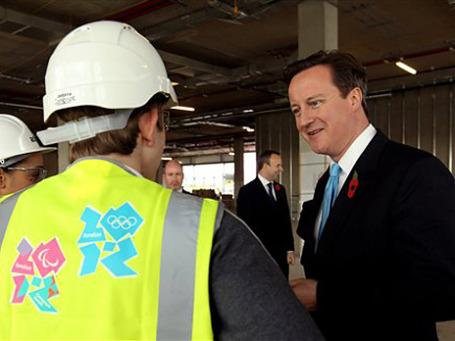 Премьер-министр Великобритании Дэвид Кэмерон намерен создать в лондонском Ист-Энде центр технологических инноваций и конкурента для Кремниевой долины в США. Фото: АР