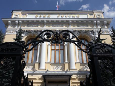 ЦБ потратил на поддержание рубля более 1 млрд долларов и полмиллиарда евро. Фото: Григорий Собченко/BFM.ru