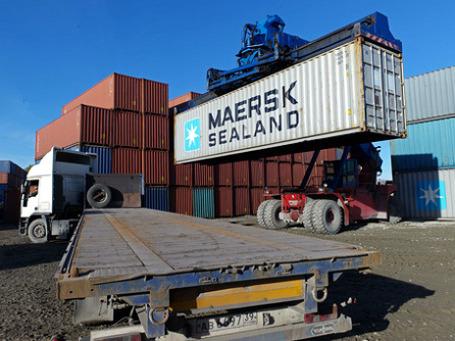 За 10 месяцев этого года Россия увеличила долю импортных продуктов. Фото: РИА Новости