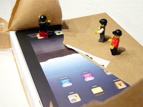 Стать обладателем «белого» iPad в России можно с вечера вторника. Фото: ntr23/flickr.com